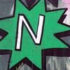 N: graffiti