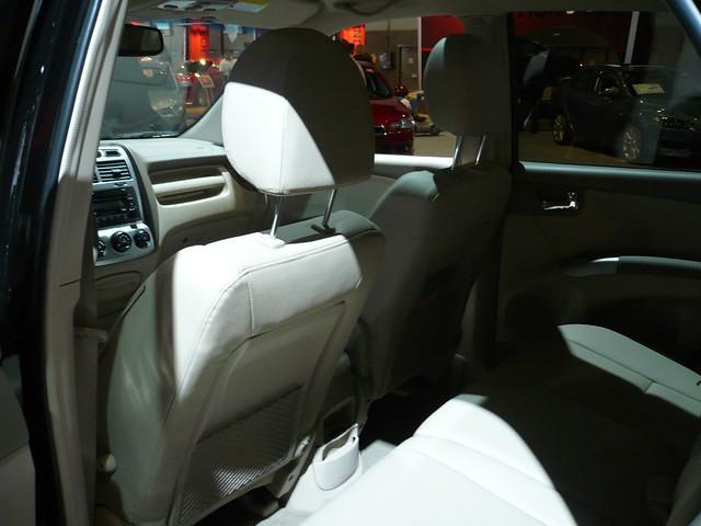 Kia Sportage 2010 Price. 2011 Kia Sportage - Rear Angle