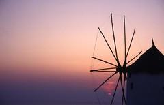 Santorini Sunset photo by bwin