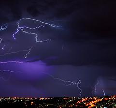 Lightning photo by Chaval Brasil