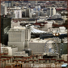 Berlin Density: Potsdamer Platz photo by Frizztext