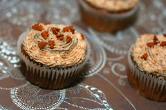 Gingerbread Latte Cupcakes photo by cupcakeproject