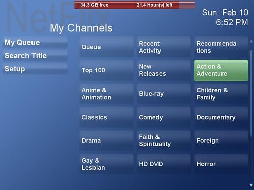 Netflix Screen 1