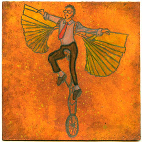 A work in progress: Unicycle dreamer