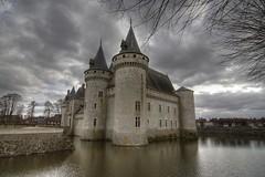 Chateau de Sully sur Loire photo by Oric1