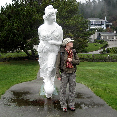 orcas statues