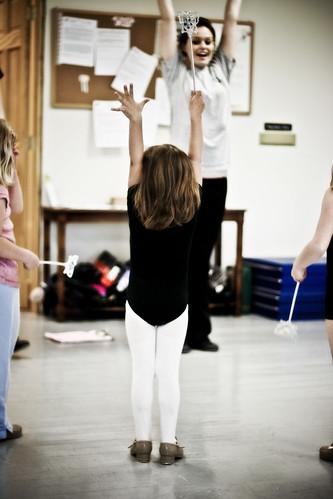 Hannah Dance Class 4