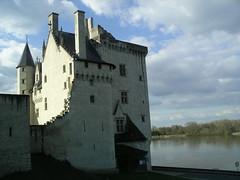 Chateau de La Dame de Montsoreau.