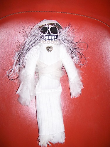 of the dead bride art doll