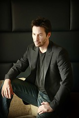 Keanu Reeves photo by CandyManGreg