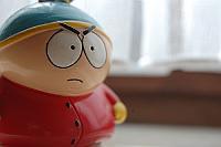cartman enfadao