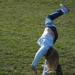 What a cool cartwheel<br/>06 Apr 2007