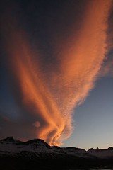 An angel made of cloud photo by *Jonina*