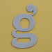 card letter g