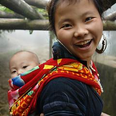 Hmong Mom by NaPix -- Hmong Life