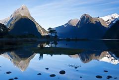 Milford Sound, New Zealand photo by Nigel Burkitt