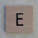 Wooden Tile E