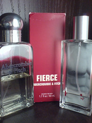 A&F cologne for men photo by Mel Angelo