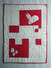 Doll Quilt photo by Redwork in Germany