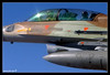 "F-16I ""Sufa"" experimental  Israel Air Force"