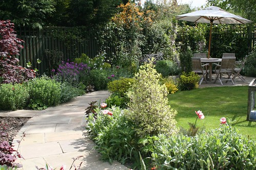 Portfolio yorkshire garden designs frances hainsworth for Garden design portfolio