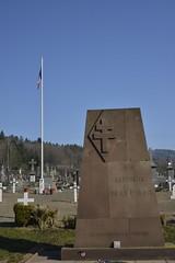 Franche Comté - Monument 1ère DFL - Crédit photo Thierry Marline, AHPSV- mars 2014