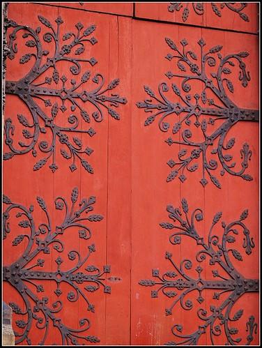 door / 門 (by plateaukao)