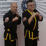 Mr Ball and Mr Plant EE DAN Brown Stripe Grading