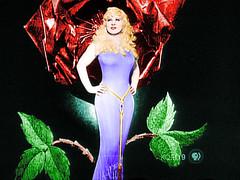Entertainment Legend Mae West TV Shot photo by Walker Dukes