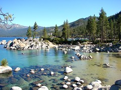 Lake Tahoe, NV, Sand Harbor (2) 9-2010 photo by inkknife_2000 (1.75 million views)