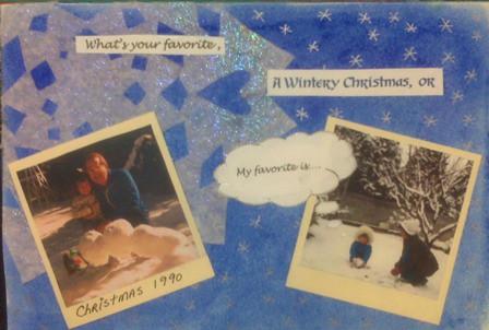 A Wintery Christmas