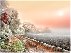 Ice way photo by Jean-Michel Priaux