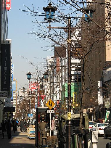 東京街道 (by Audiofan)