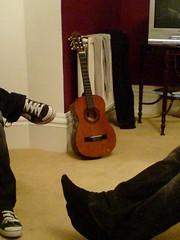 Spoon Guitar