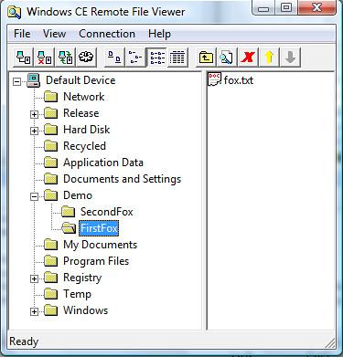 CE_File_Explorer