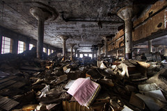 Detroit book depository photo by Timothy Neesam (GumshoePhotos)