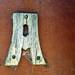 A wooden