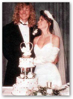 Shania Twain Mutt Lange Wedding