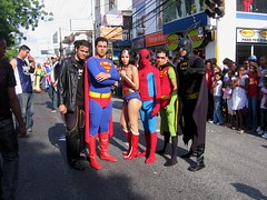 la legion de super heroes photo by chande legion
