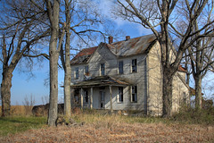 Crosstown Abandoned Home 2 photo by Serrator