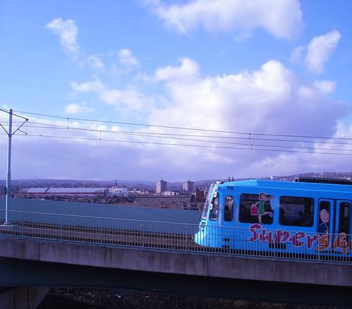 tram climb