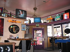 interior of Daddy's Mojo's