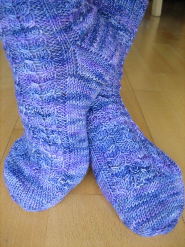 Sockapaloooza socks! (4)