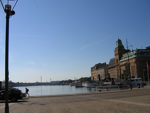 Stockholm is beautiful