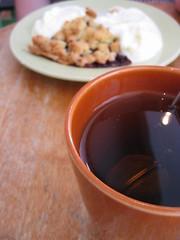 Tea at Café Vanilj - Ana Ulin