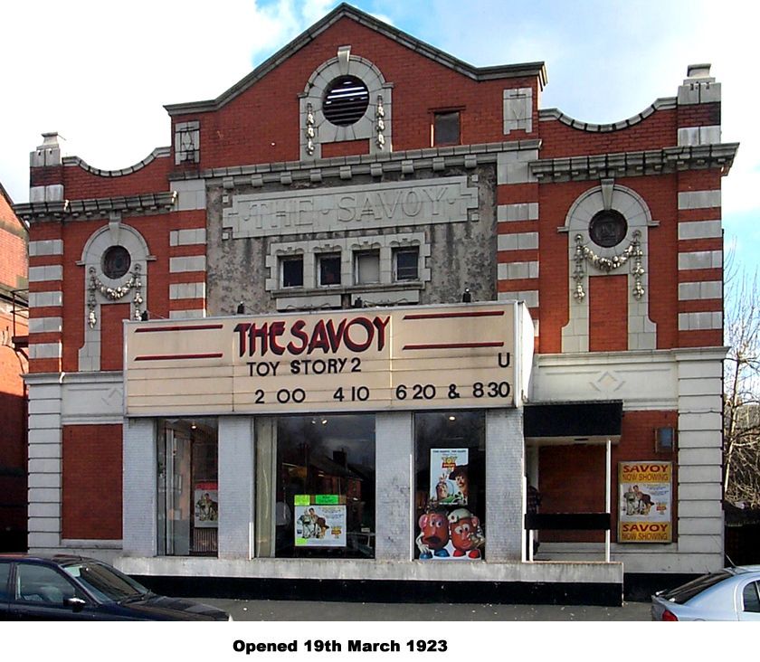 Savoy, 10 July 2005