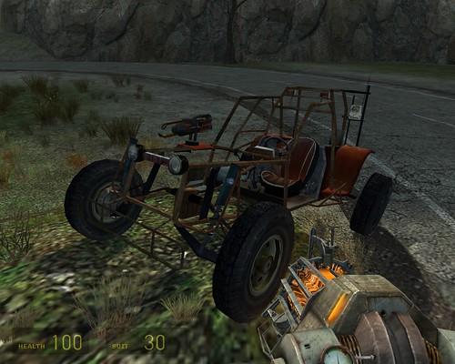 Auto de Half Life 2