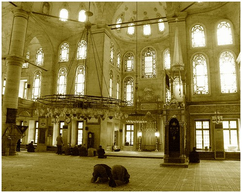 Eyup Mosque, Istanbul