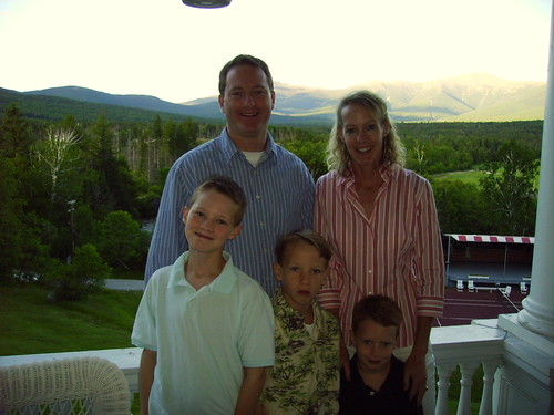 family photo, June 2005