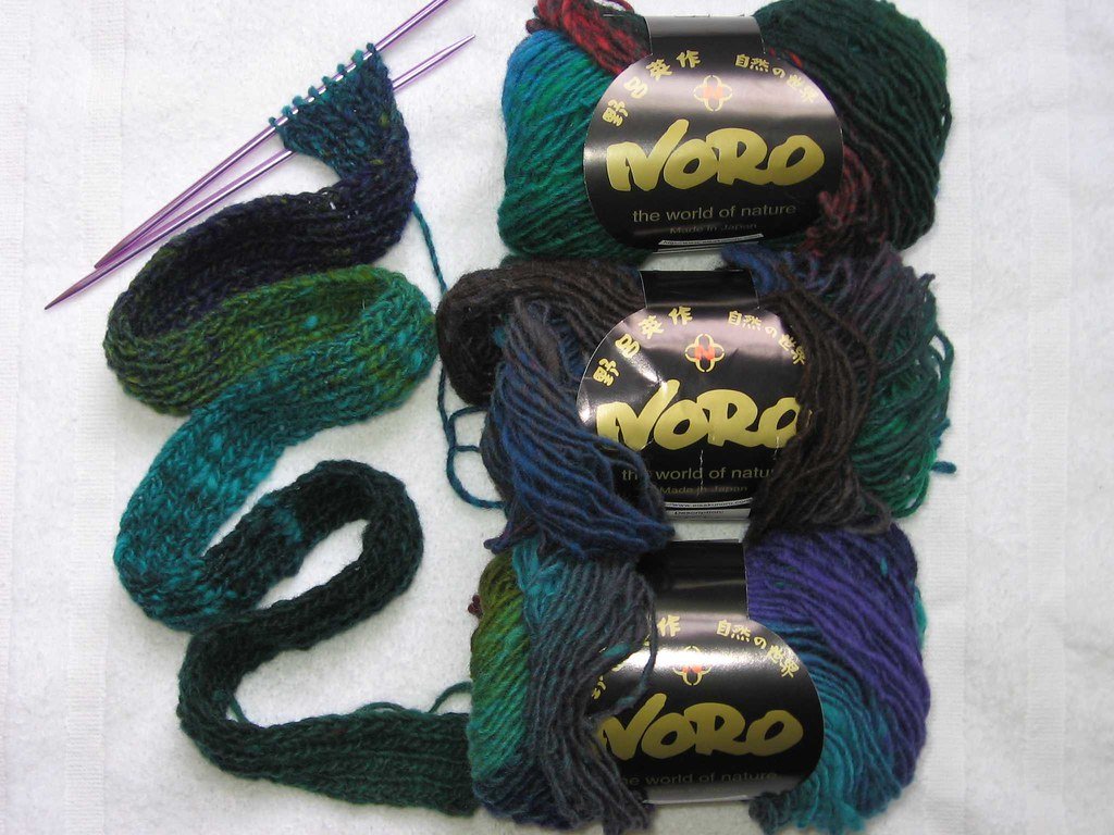 Photo of Scarf Exchange yarn
